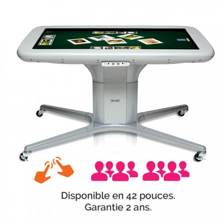 table interactive smart table 442i