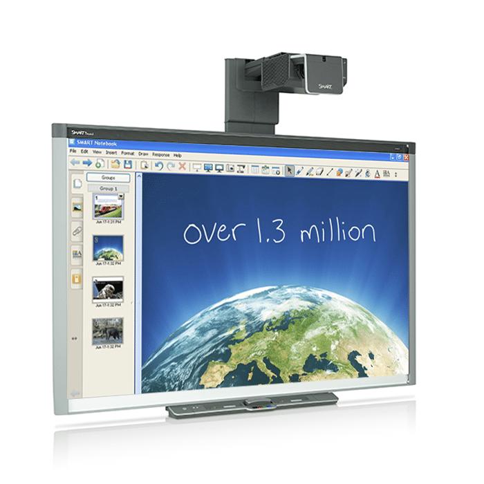 tableau blanc interactif tbi smartboard sbx880